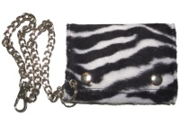 Geldbörse Zebra