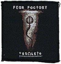 Aufnäher Fear Factory