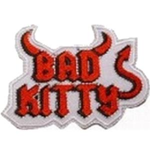 Aufnäher Bad Kitty