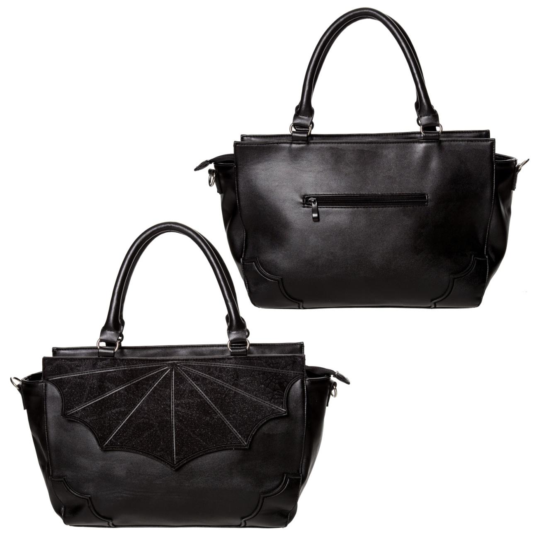 2600c8391ac29 Handtasche Spinnennetz Banned - Banned Taschen - Gothic Onlineshop ...