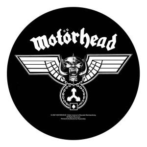 Rückenaufnäher Motörhead Hammered