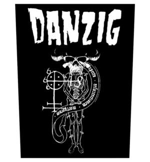 Rückenaufnäher Danzig