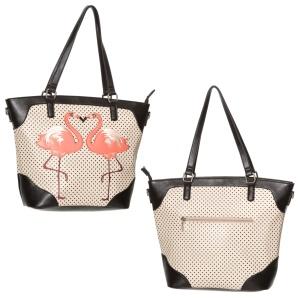 Handtasche Flamingo Banned