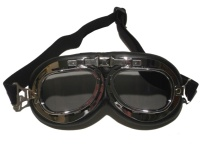 Cyberbrille/Motorradbrille Poizen Industries