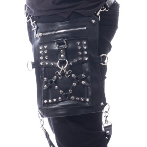 Hüfttasche/Oberschenkeltasche Spike Bag Vixxsin