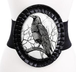 Gürtel Raven Rabe