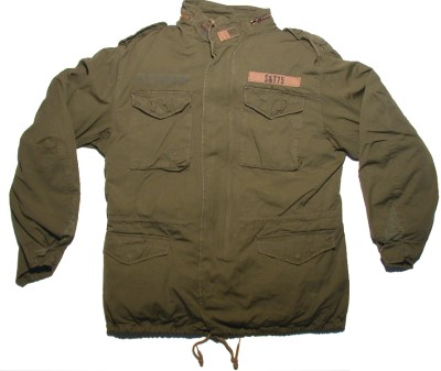 M65 Jacke Regiment oliv