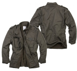 Armyjacke Paratrooper Surplus