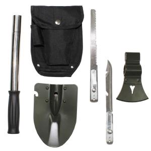 MFH Multifunktionsset 6in1 mit Tasche