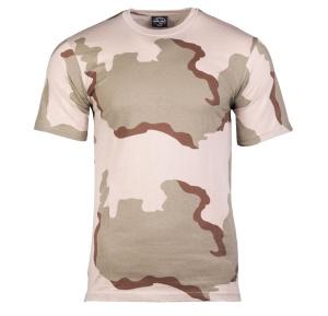 T-Shirt 3 Col desert