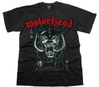 Motörhead Playing Card Tshirt