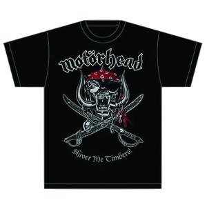 Motörhead Shiver Me Timbers Tshirt