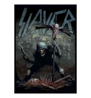 Posterfahne Slayer Dead Baby