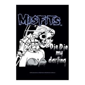 Posterfahne Misfits