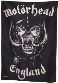 Posterfahne Motörhead England