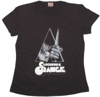 Clockwork Orange Girl Shirt