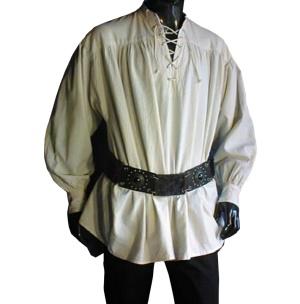 Mittelalterhemd Piratenhemd