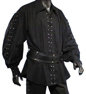 Mittelalterhemd/Piratenhemd
