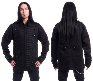 Herren Uniformjacke Axel Jacket Poizen Industries