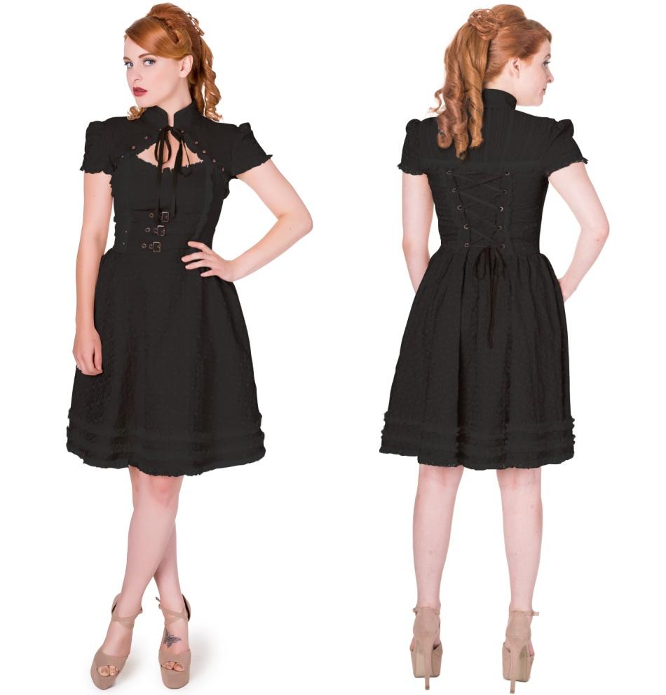 Gothic Kleid Banned - Banned Kleider - Details - Gothic Shop und ...
