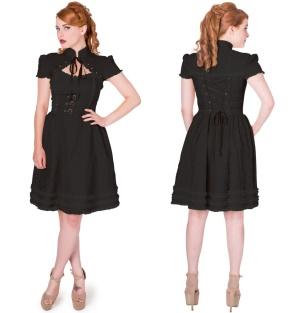 Gothic Kleid Banned