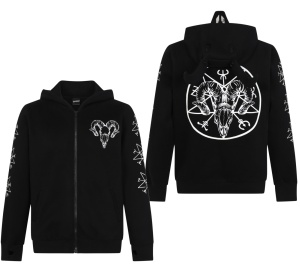 Kapuzenjacke Occult Motive /Hoddie Banned