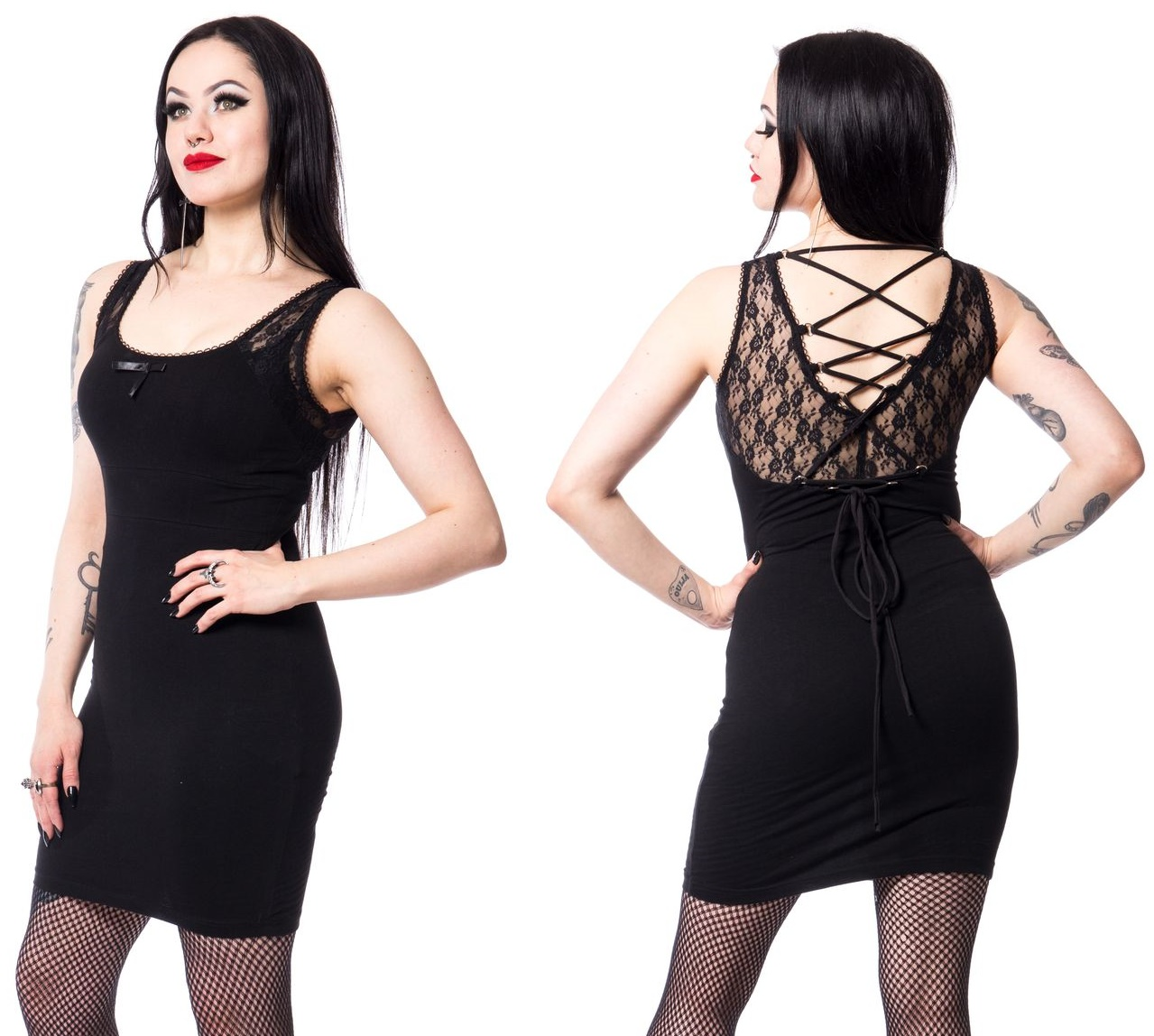 Shirtkleid Celeste Dress Poizen Industries - Poizen Industries ...