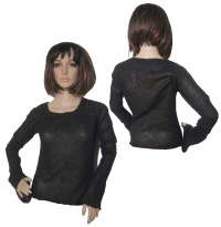 Mohair Jumper Strickpullover Collectif