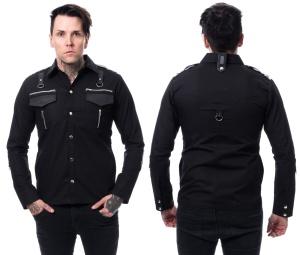 Männerhemd langarm Cooper Shirt Vixxsin