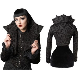 Evil Queen Jacke Dracula Clothing
