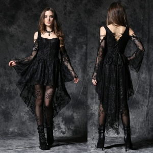 Gothic Spitzenkleid Dark in Love