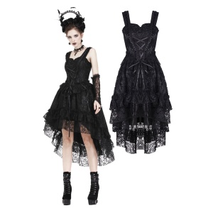 Gothic Kleid Dark in Love