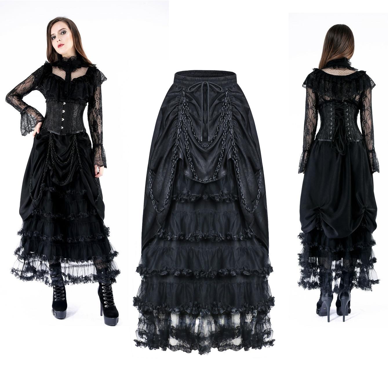 100% Zufriedenheit größte Auswahl von 2019 große Sammlung Langer Gothic Rock Dark in Love - Dark in Love bei Gothic Shop -  www.punk-gothic-shop.de