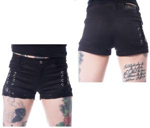 Jeans Hotpant Daisy Vixxsin