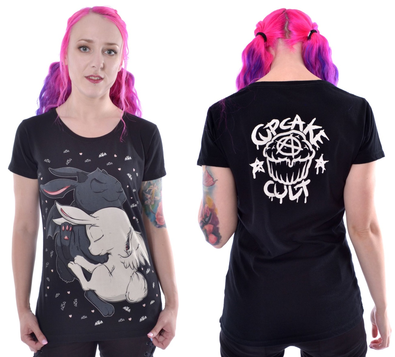 Dream Bunny T-Shirt Cupcake Cult