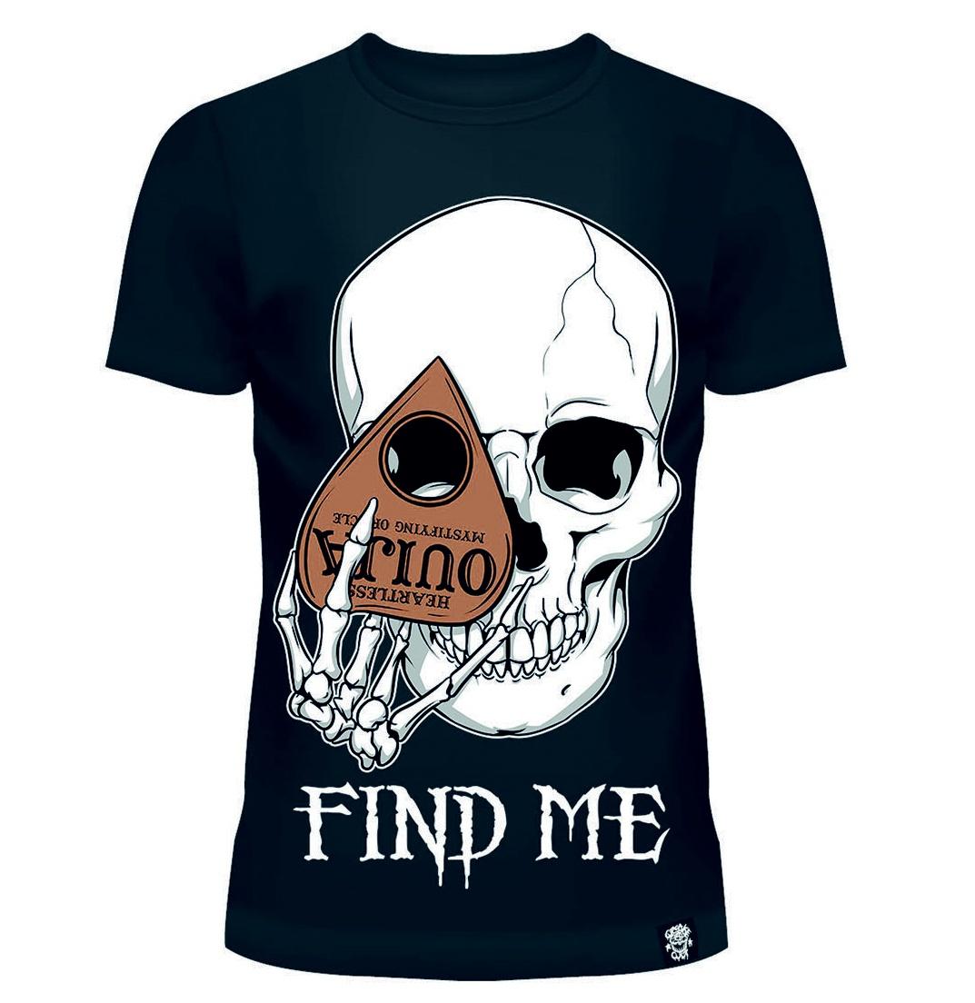 Find Me T-Shirt Heartless