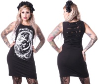 Longshirt MiniDress Funeral Slasher Vixxsin