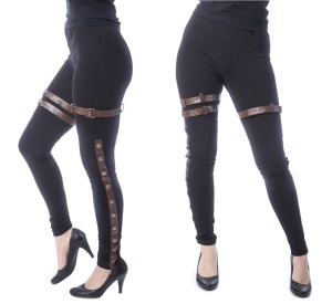 Leggings Steampunk Poizen Industries
