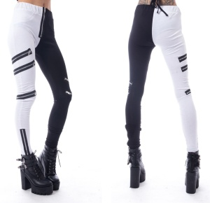 Zweifarbige Leggings Groopie Leggings Vixxsin