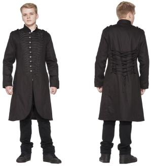 Herren Uniformmantel H&R London