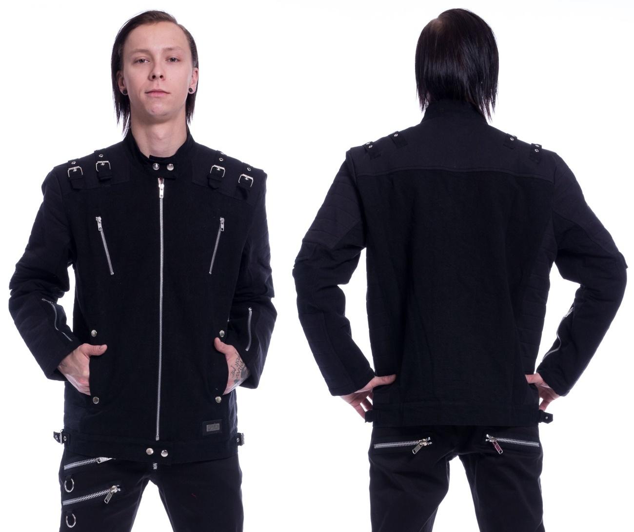Joyride Jacket Vixxsin Übergangsjacke Vixxsin bei Gothic Onlineshop the