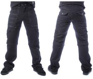 Kalen Pant Chemical Black