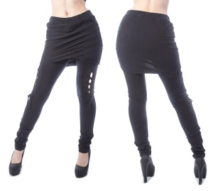 Leggings Kimia Chemical Black