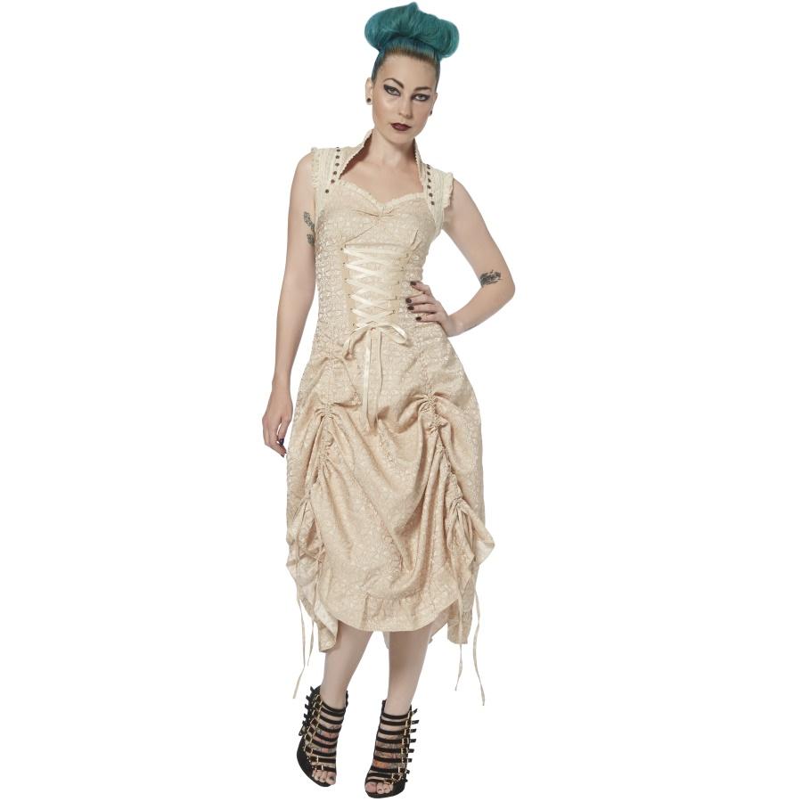 Gothic Kleid Steampunk Jawbreaker - Jawbreaker Kleider - Details ...