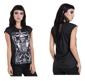 Gothic Shirt Skull Jawbreaker