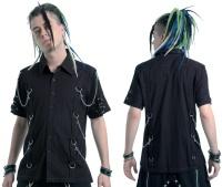 Herren Workerhemd Dead Threads