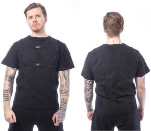 Herren T-Shirt Heartless