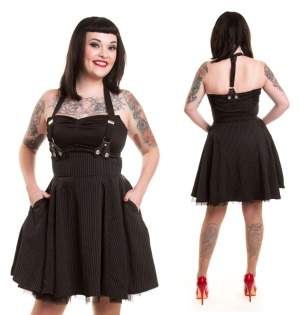 Kleid Lilith Rockabella Rockabilly Boogie Dress