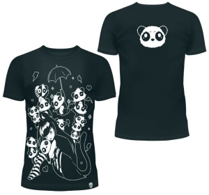 MissPanda T-Shirt Cupcake Cult