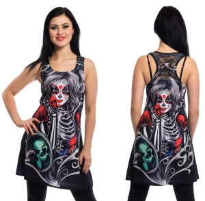 Muerte Snow Dress Vixxsin